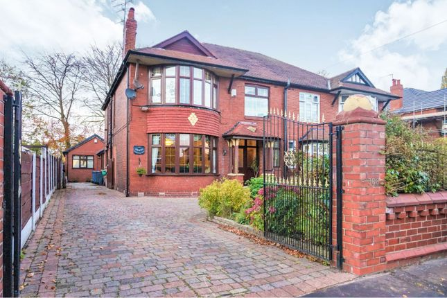 Thumbnail Semi-detached house for sale in Wilbraham Road, Manchester
