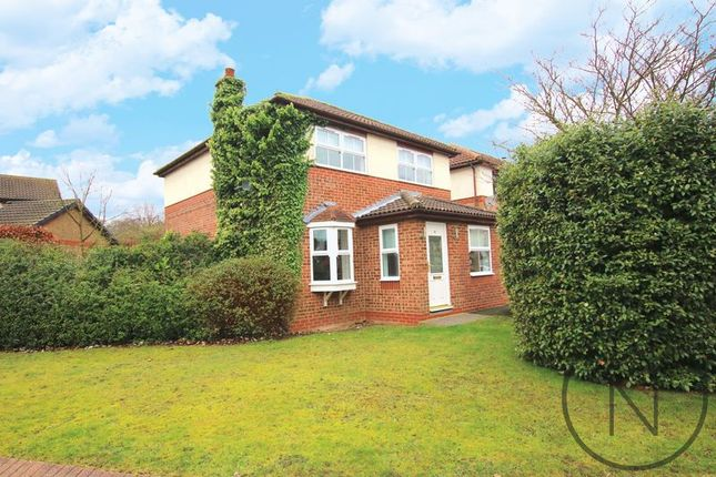 Thumbnail Detached house for sale in The Grange, Woodham, Newton Aycliffe