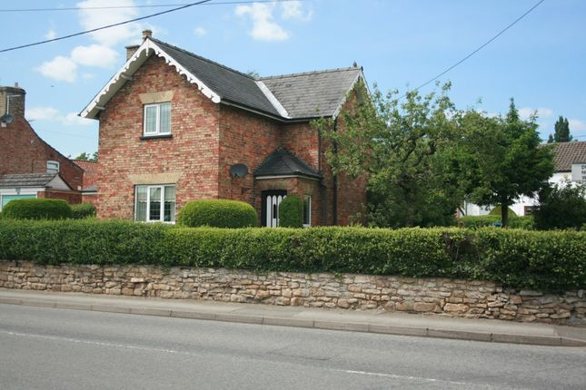 Thumbnail Detached house to rent in Main Street, Scothern, Lincoln