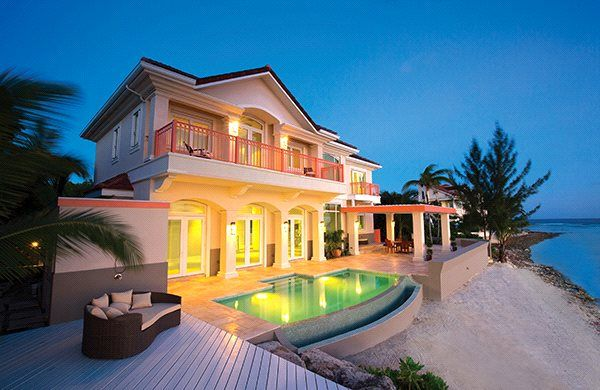 Thumbnail Detached house for sale in Sugar Reef, South Sound, Cayman Islands