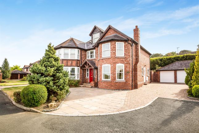 Thumbnail Detached house for sale in Village Walks, Marford Hill, Marford, Marford