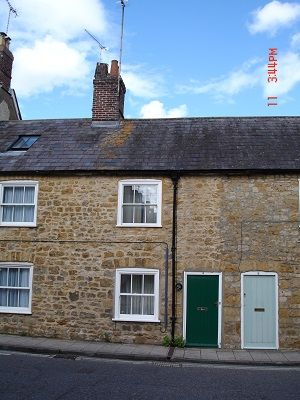 Thumbnail Terraced house to rent in Acreman Street, Sherborne, Dorset