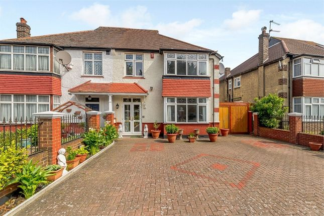 Thumbnail Semi-detached house for sale in Beulah Hill, London