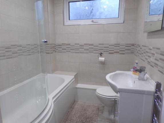 Bathroom of Victoria Road, Prestatyn, Denbighshire LL19
