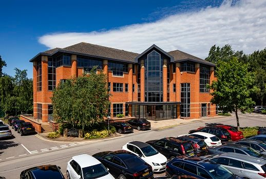Thumbnail Office to let in Richmond House, Lawnswood Business Park, Redvers Close, Leeds