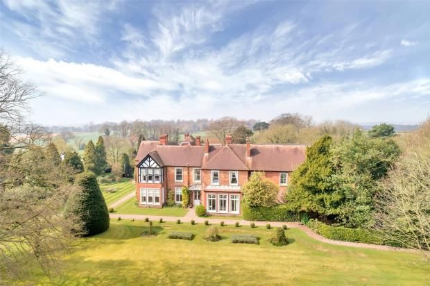 Thumbnail Detached house for sale in Quarndon, Derby, Derbyshire