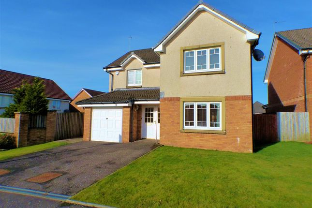 Thumbnail Detached house for sale in Attlee Road, Jackton, Jackton