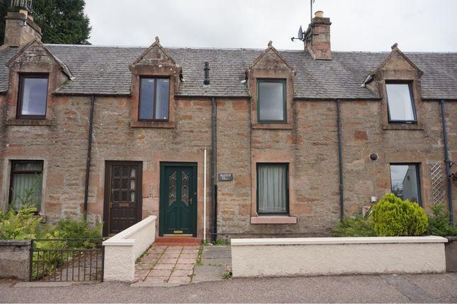 Thumbnail Cottage for sale in High Street, Conon Bridge
