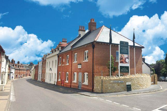 Thumbnail Flat for sale in Fleur-De-Lis Wareham, Pound Lane, Wareham, Dorset