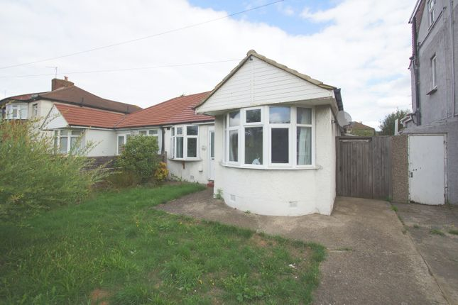 Semi-detached bungalow for sale in East Rochester Way, Sidcup
