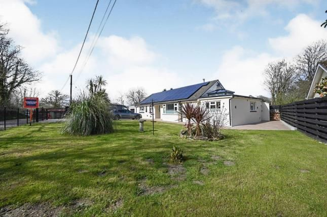 6 bed bungalow for sale in St. Columb, Cornwall TR9