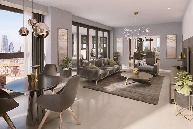 "Thumbnail Flat for sale in ""Conquest Penthouse"" at 142 Blackfriars Road, London"