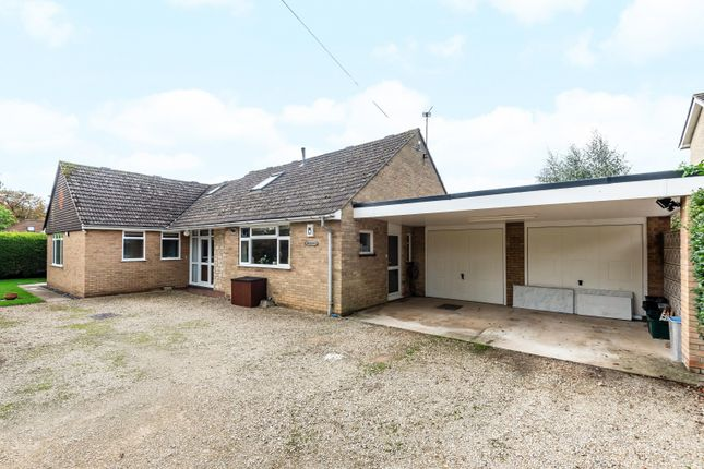 Thumbnail Detached bungalow for sale in Faringdon Road, Shippon, Abingdon