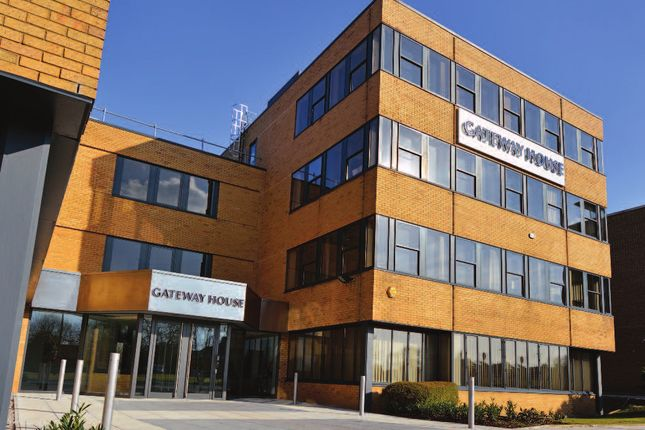 Thumbnail Office for sale in Gateway House, Styal Road, Manchester