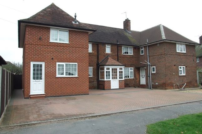 Thumbnail Semi-detached house for sale in Lanesborough Court, Park Road, Loughborough