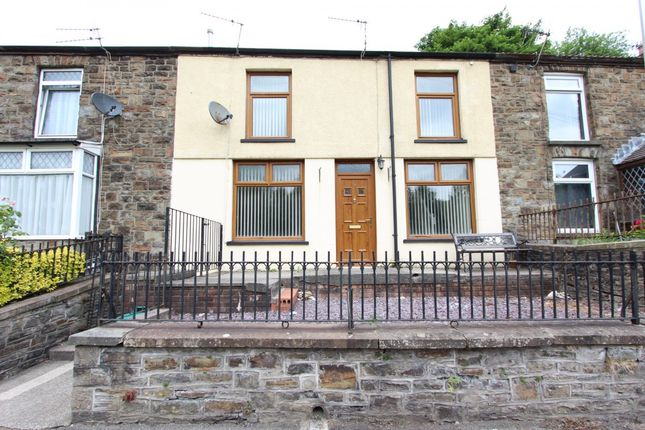 Thumbnail Terraced house for sale in Ystrad Road, Pentre -, Pentre