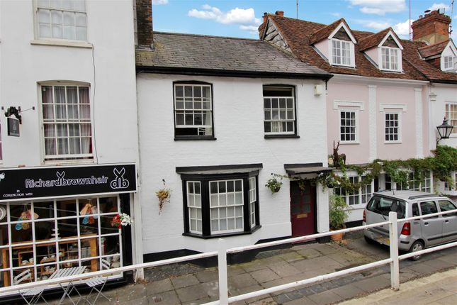 Thumbnail Terraced house for sale in High Street, Old Town, Hemel Hempstead, Hertfordshire
