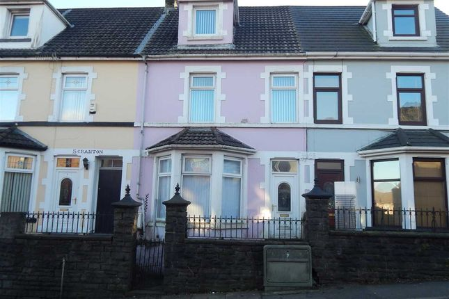 Terraced house for sale in High Street, Porth