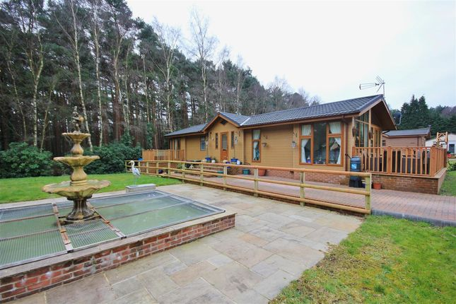 Thumbnail Property for sale in Avon Forest Lodges, Hurn Road, Ringwood
