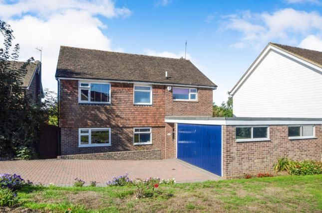 Thumbnail Detached house for sale in Prospect Way, Brabourne Lees, Ashford, Kent
