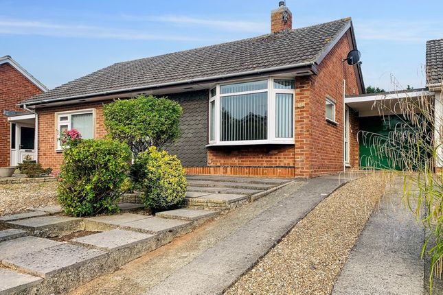 Thumbnail Detached bungalow for sale in The Spinney, Taunton