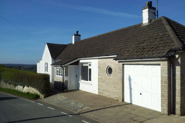 Thumbnail Detached bungalow for sale in Priory Hill, Llawhaden, Narberth, Pembrokeshire