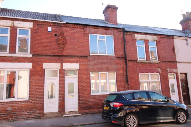 2 bed terraced house for sale in 9 Victoria Street, Rotherham, South Yorkshire S63