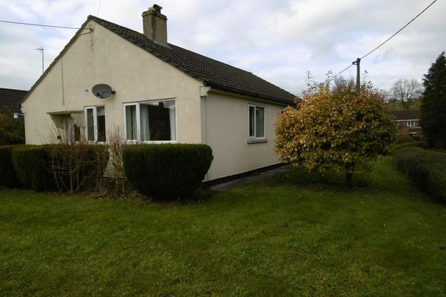 Thumbnail Detached bungalow to rent in Middle Lane, Cherhill, Calne