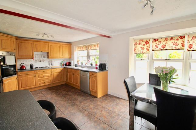Thumbnail Detached house for sale in Birchen Close, Hampton Hargate, Peterborough