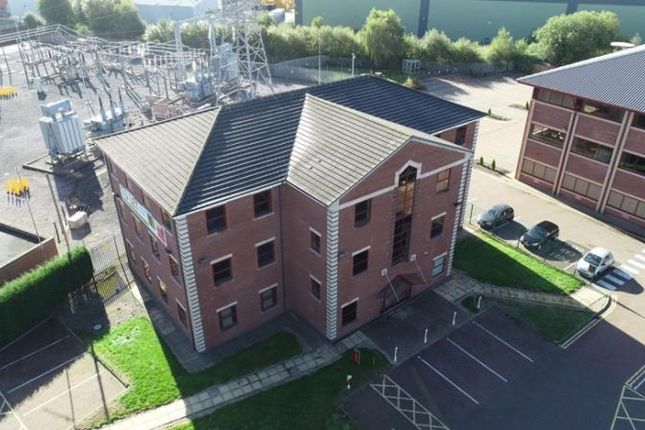 Thumbnail Office to let in Unit 1, Brymbo Road, Lymedale Business Park, Newcastle Under Lyme