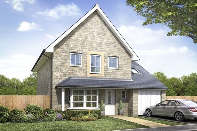 "Thumbnail Detached house for sale in ""Harborough"" at Quernmore Road, Lancaster"