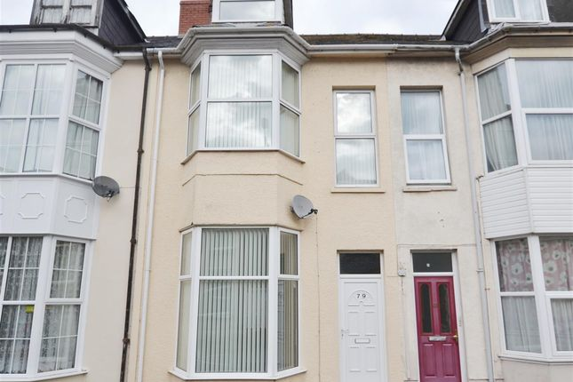 House 2 of Bush Street, Pembroke Dock SA72