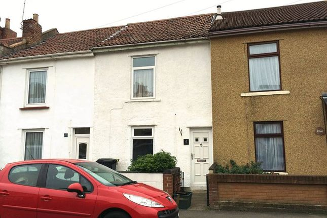 Thumbnail Terraced house to rent in Burchells Green Road, Kingswood, Bristol