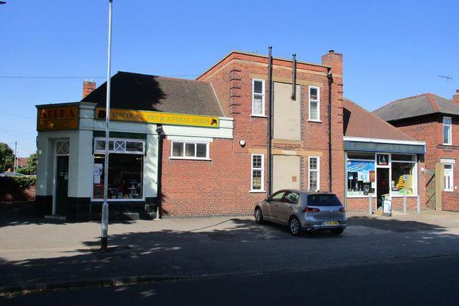 Thumbnail Retail premises for sale in Discount Pets, Northfield Way, Retford, Nottinghamshire