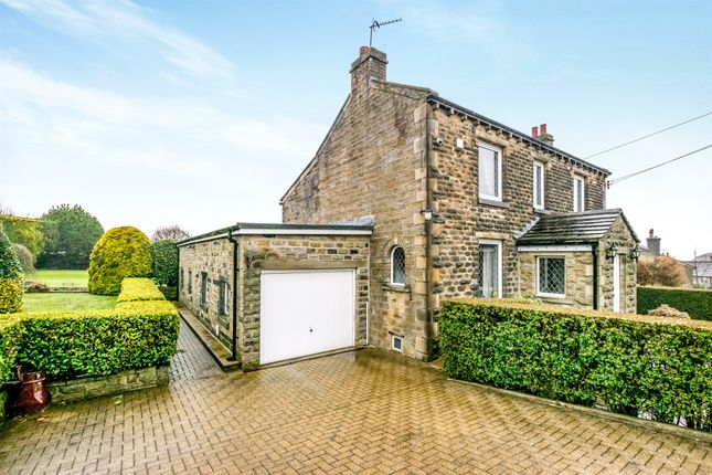 Thumbnail Detached house for sale in Dunford Road, Holmfirth