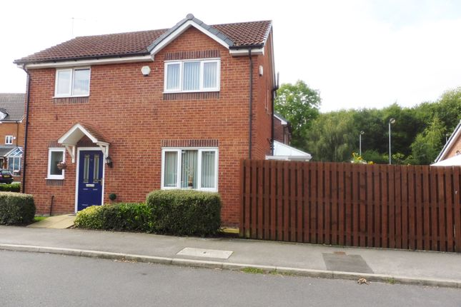 Front View of Haverhill Grove, Wombwell S73