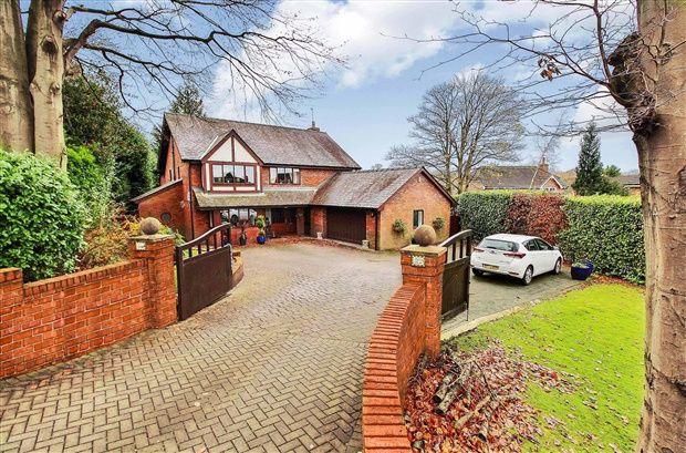 Thumbnail Property for sale in Stricklands Lane, Preston