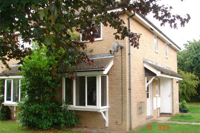 Thumbnail Property to rent in Buttermel Close, Godmanchester, Huntingdon