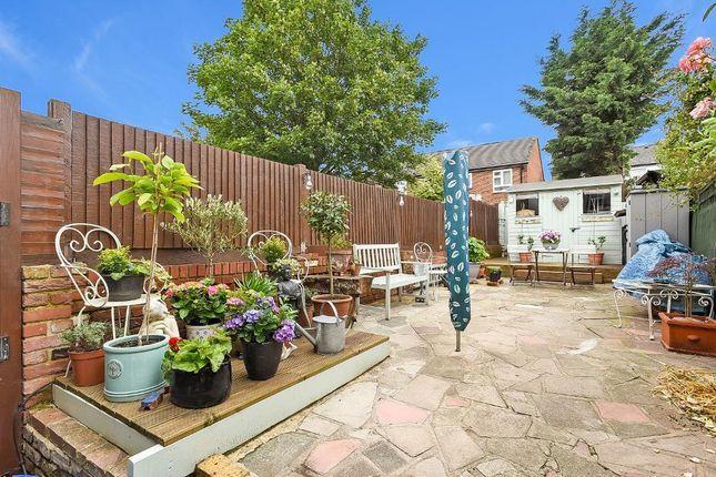 Rear Garden of Lower Road, Orpington, Kent BR5
