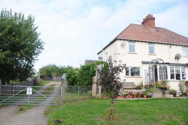 Thumbnail Semi-detached house for sale in Cleeve Road, Middle Littleton, Evesham