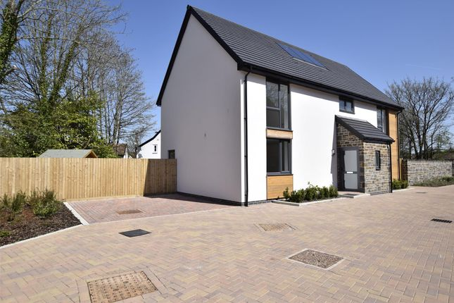 Thumbnail Detached house for sale in Bristol Road, Portishead, Bristol