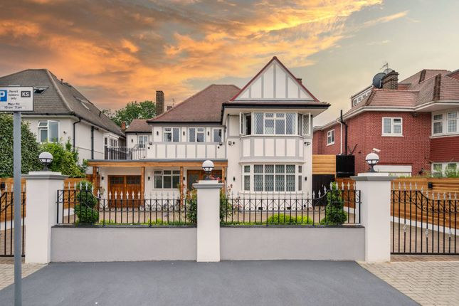 Thumbnail Property for sale in Manor House Drive, Brondesbury, London