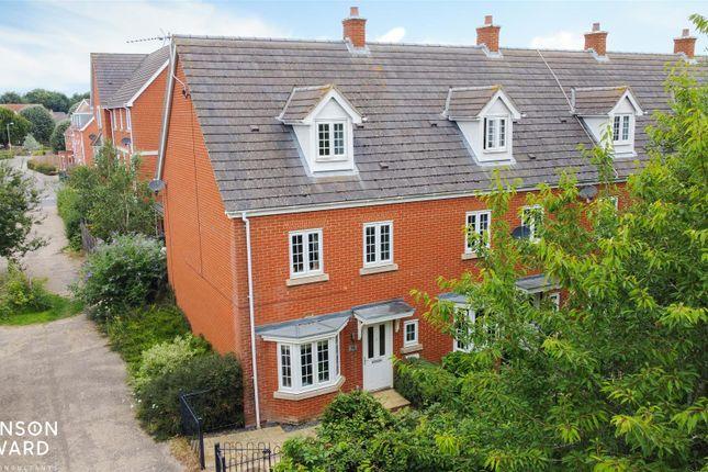 4 bed town house for sale in Aspen Court, Rendlesham, Woodbridge IP12