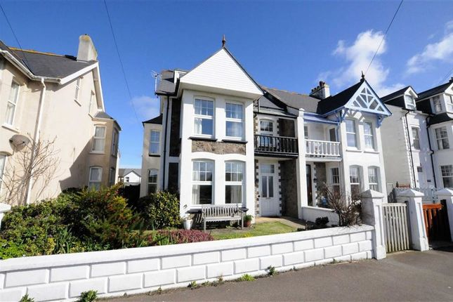 Thumbnail Semi-detached house for sale in Downs View, Bude, Cornwall