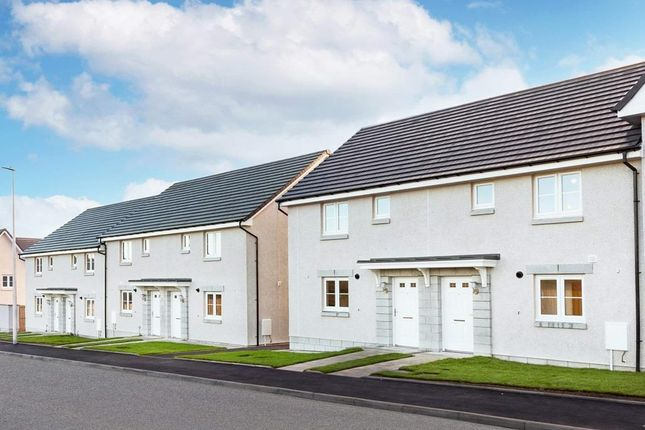 "Thumbnail End terrace house for sale in ""Bonnyton"" at Mugiemoss Road, Bucksburn, Aberdeen"