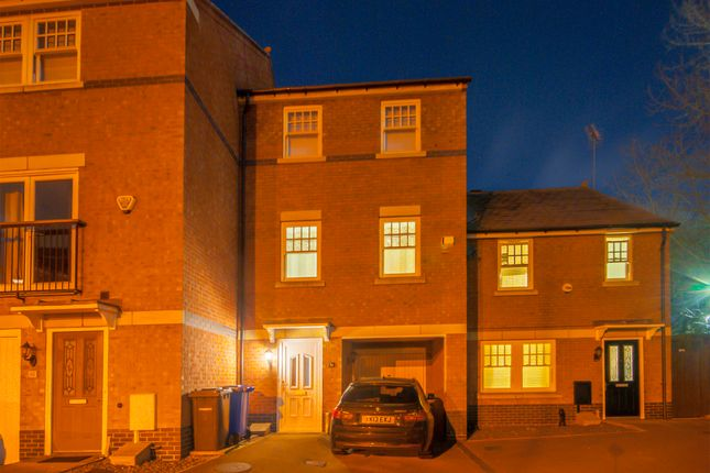 Thumbnail Terraced house for sale in Auriga Court, Derby