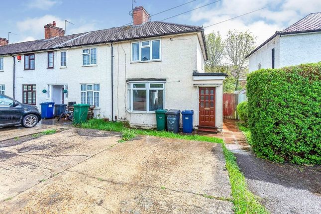 Thumbnail Semi-detached house to rent in Walter Walk, Edgware