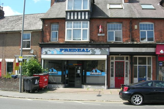 Thumbnail Retail premises to let in Broad Street, Chesham