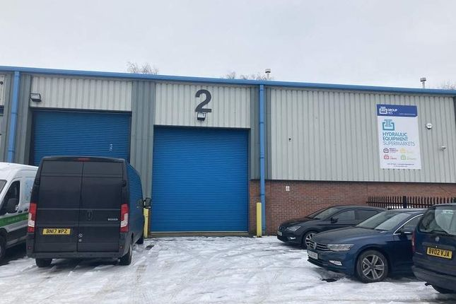 Thumbnail Light industrial to let in Unit 2, Cheston Road, Aston