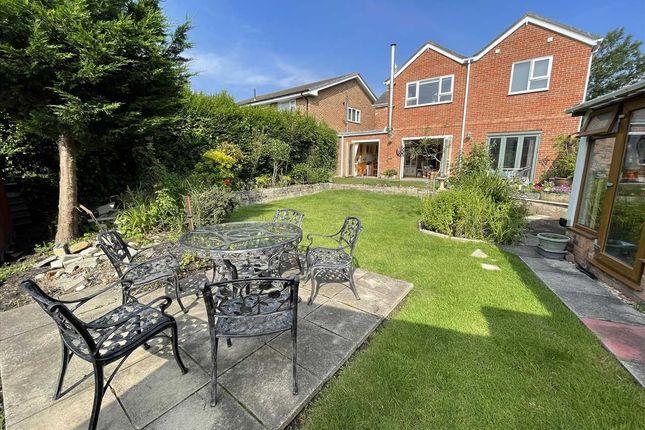 Thumbnail Detached house for sale in Gladelands Park, Ringwood Road, Ferndown